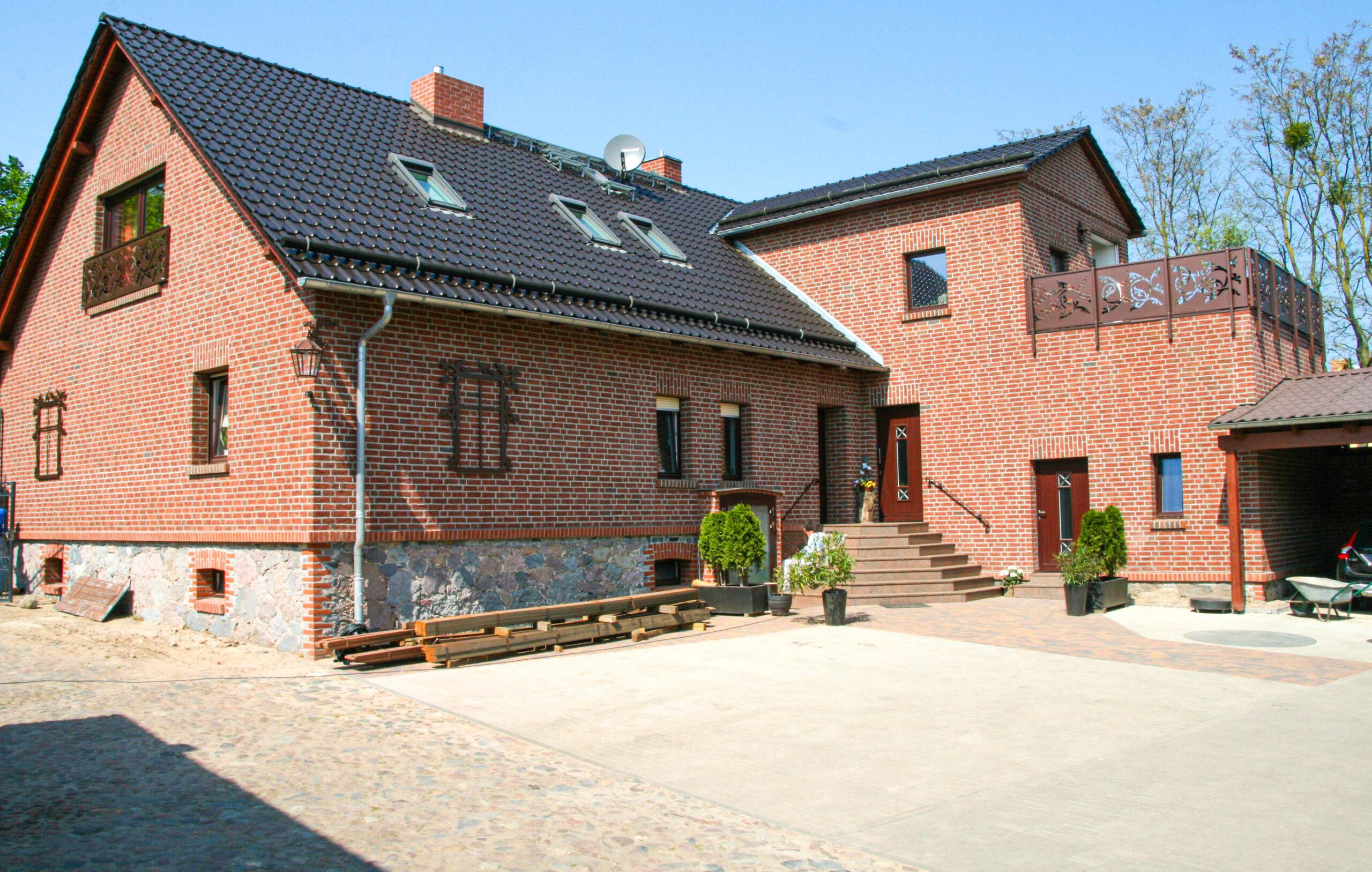 Neue Hausfassade vom Fassadensanierungs Experten